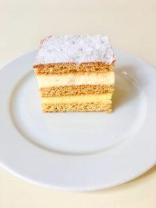 medový plát, pudingový krém, 110 g, 1,80 Eur/ks
